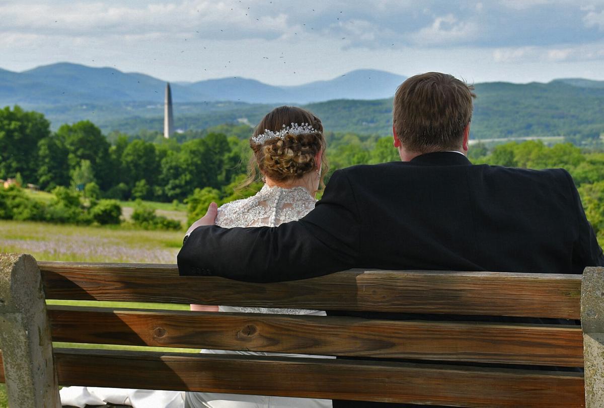 wedding in Vermont