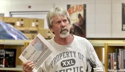 Jim Sexton, Missisquoi Valley Union School District