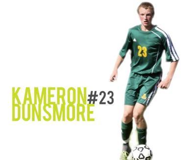 AOTW: Kameron Dunsmore #23