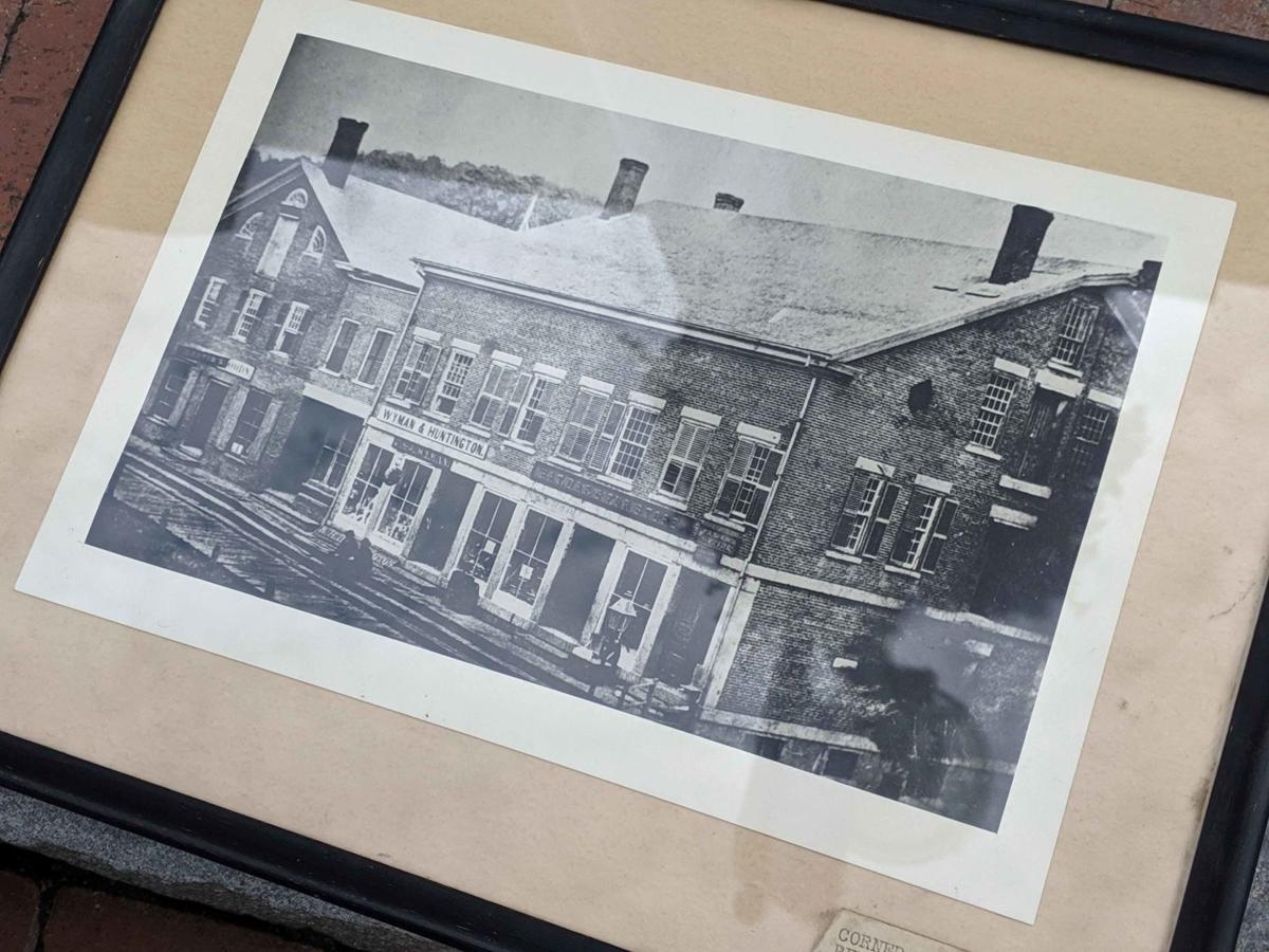 Historic building gets facelift