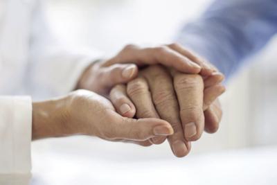 Medical Staff Hands