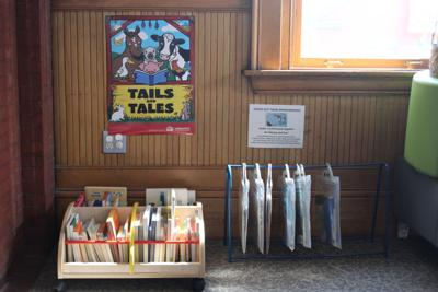 Tales and Tails Summer Reading 2021