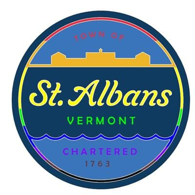 New logo in St. Albans Town