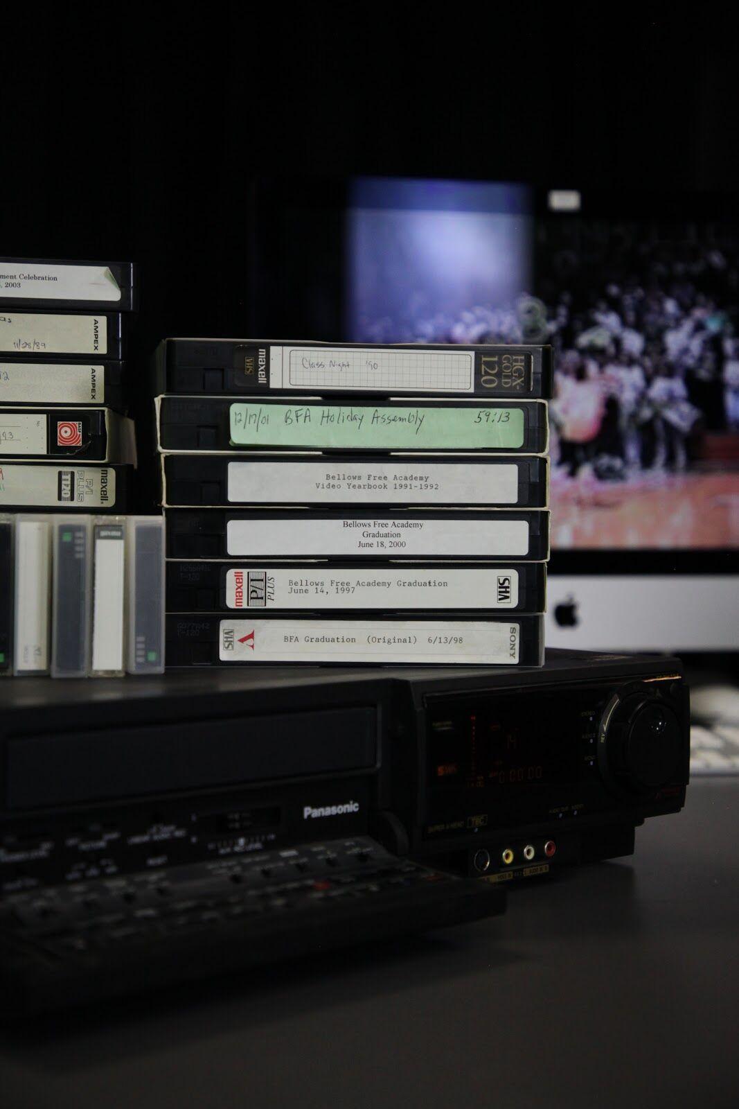 BFA archive project