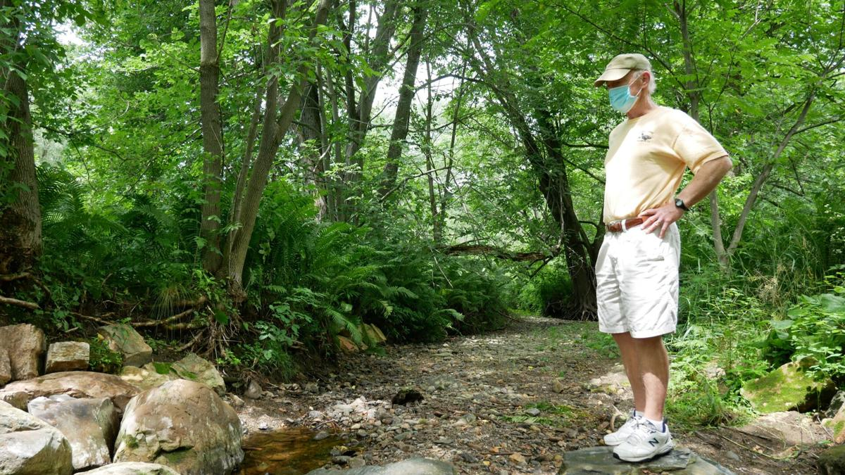 Peter Benevento, Lake Carmi State Park, 7-30-2020