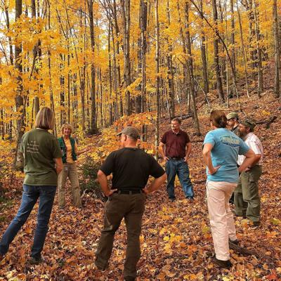 Learn how a Montgomery group plans to conserve 23,000 acres by 2030