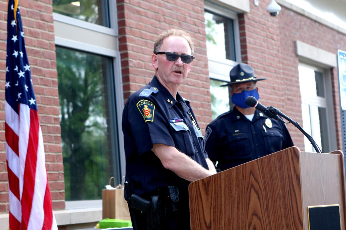 Essex wishes farewell to retiring police chief
