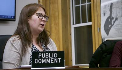 Planning commissioner Erin Creley, 1-6-2020