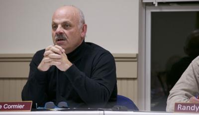 Fairfax selectboard chair Steve Cormier, 2019