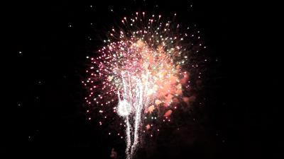 Fireworks over Fairfax, 2019