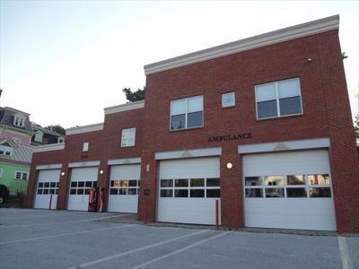 Richford Ambulance building