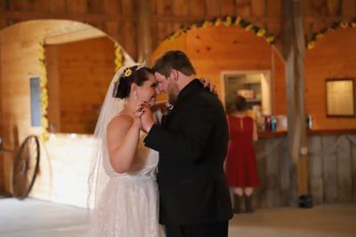 Oliver Bard and Kaitlyn Germain Wedding
