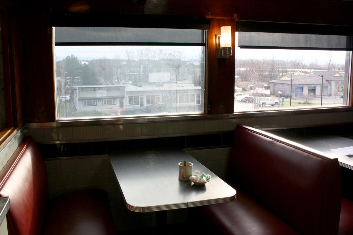 Athens Diner Booth