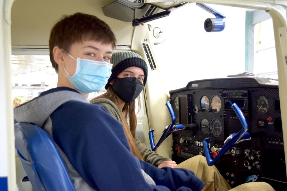 See how these groups keep dreams of flight soaring for Franklin County youth