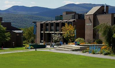 Johnson State College, Wikimedia