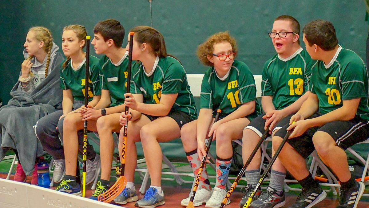 Special Olympics Vermont Holiday Games 2019