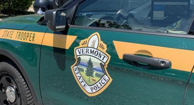 Vermont State Police cruiser, 2020 (copy)