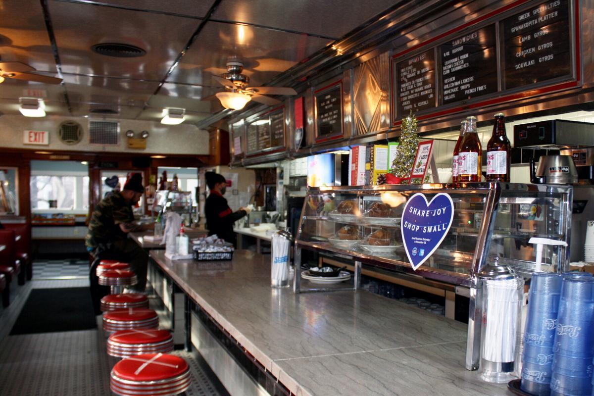 Athens Diner, Colchester