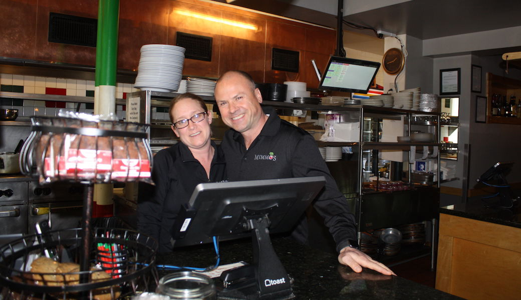 A family business: Mimmo's nearing 25 years