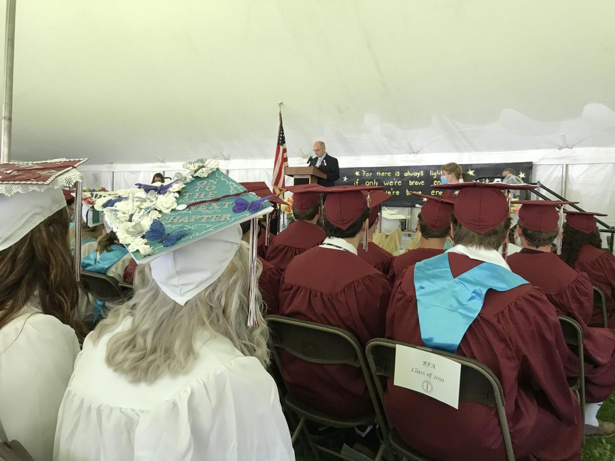 GALLERY: BFA - Fairfax Graduation