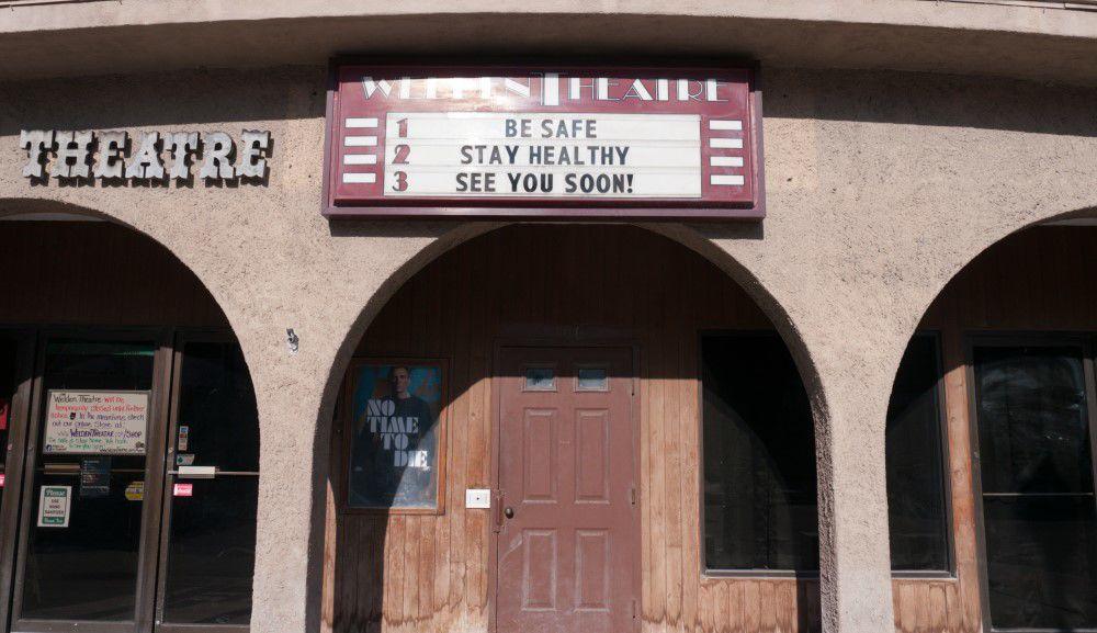 Welden Theatre, 4-12-2020