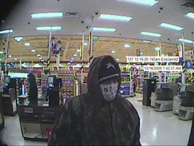 VSP request for info: credit card theft