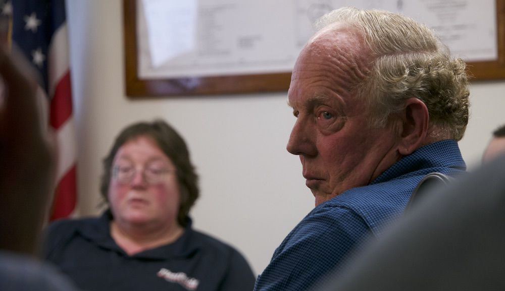 Swanton Village President Neal Speer, 3-5-2020.jpg