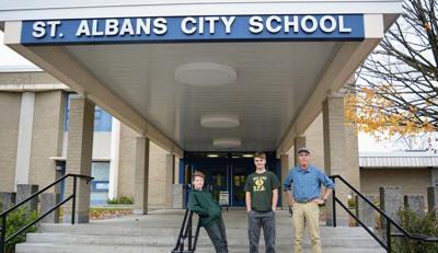 50th anniversary of St. Albans City School
