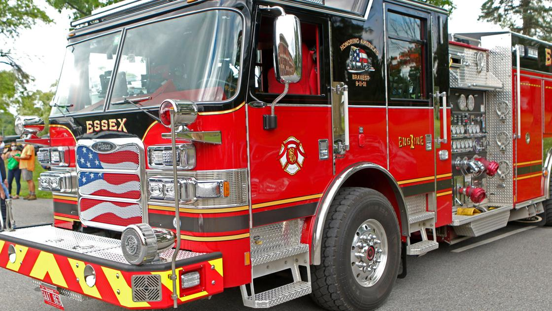 Essex Fire Department joins nationwide mental health study ...