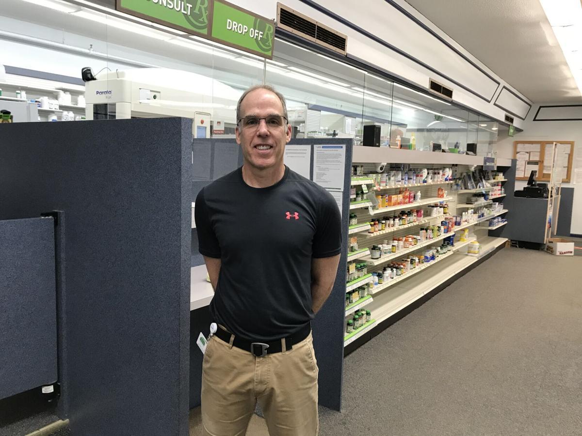 Troy Spaulding Rexall Pharmacy