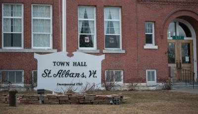 St. Albans Town Hall, 3-16-2020 (copy)