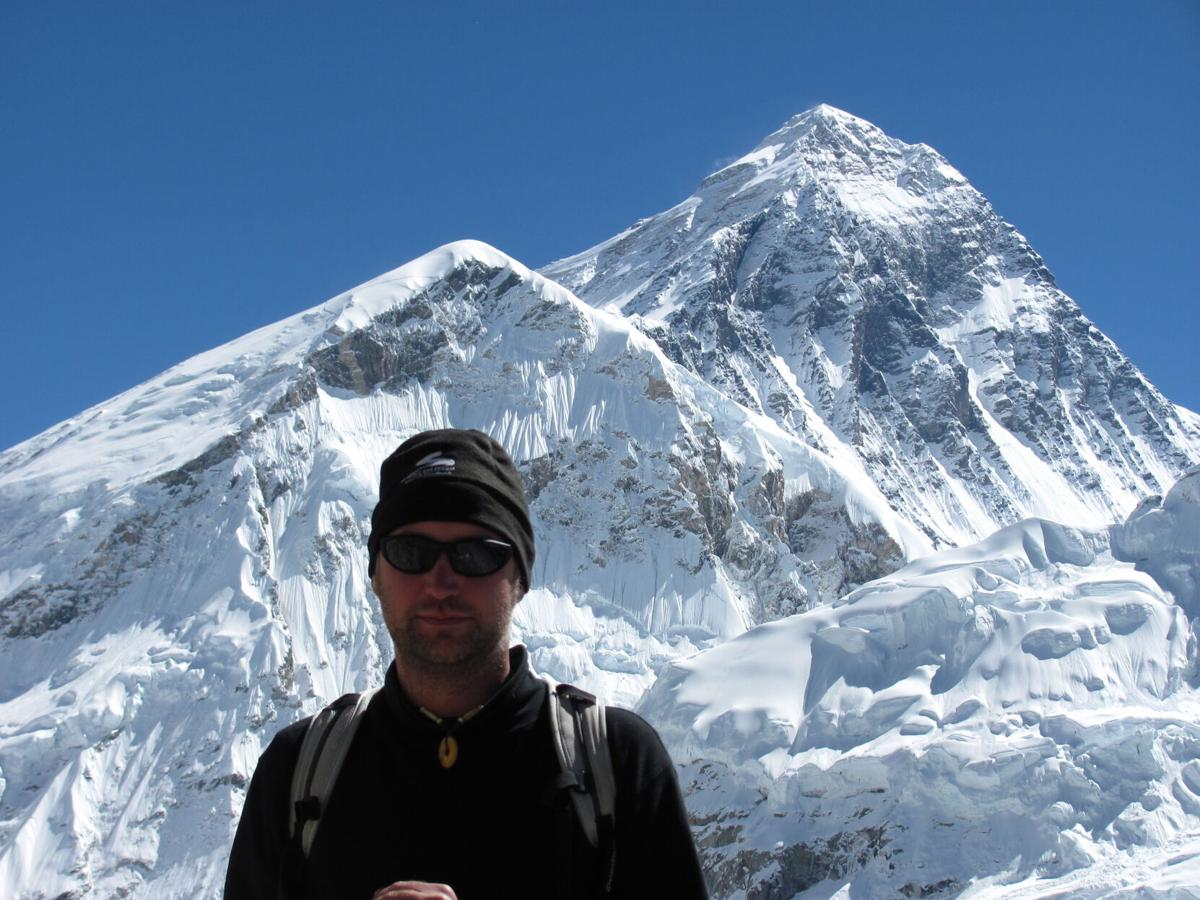 Stephen Burke Mt. Everest