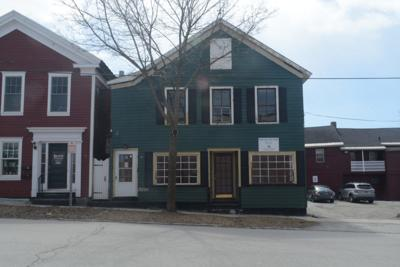 Partial approval for Main Street building