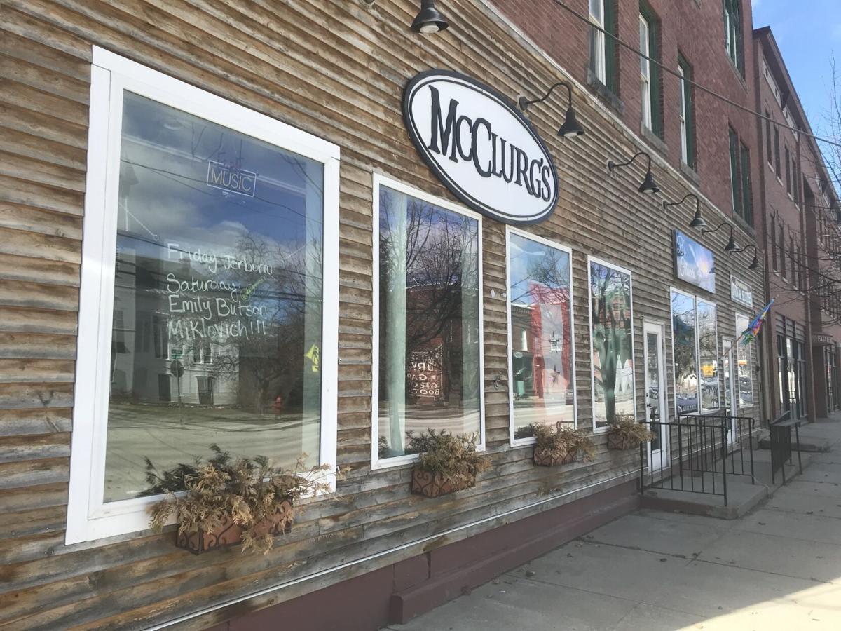McClurg's Scottish Pub