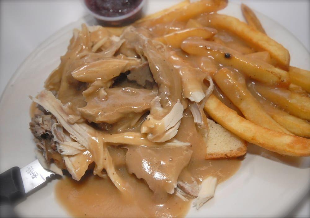 Athens Diner Turkey Sandwich