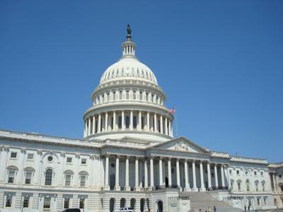U.S. Capitol Building, Wikimedia Commons