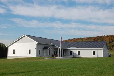 Fairfax town offices