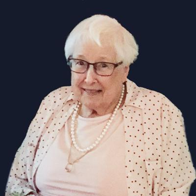 Margaretta M. Branthoover