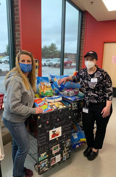 Hannaford Fundraiser for Cat Crusaders of Franklin County