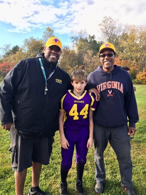 Isaias and coaches