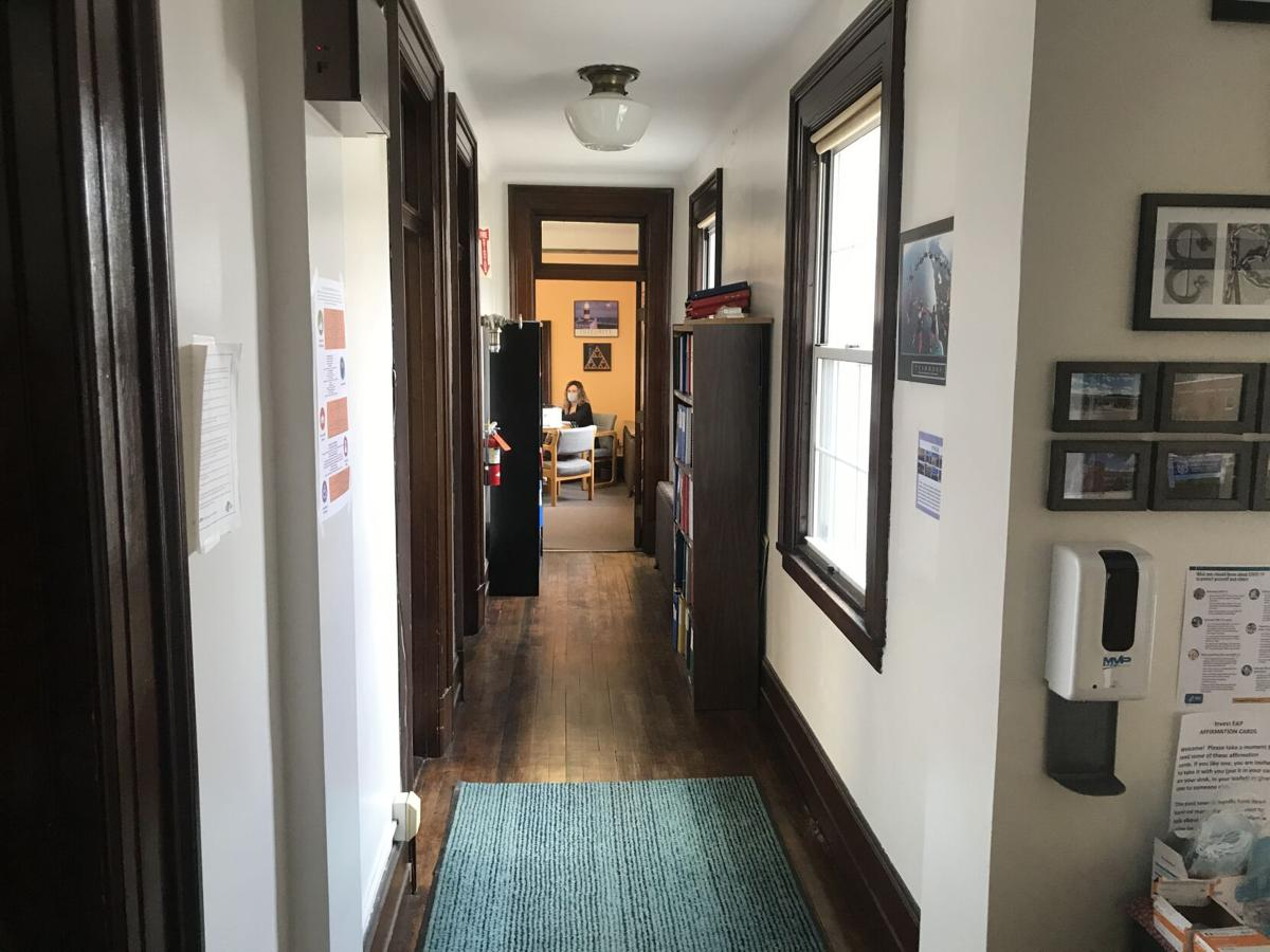2nd floor of FNESU Offices