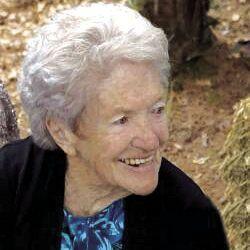 """Margaret Connor Lareau (""""Memere"""")"""