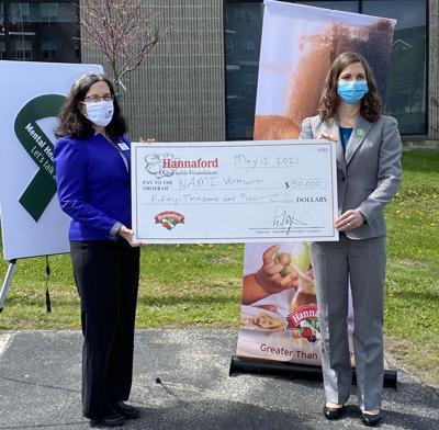 Hannaford Donates $50,000 to National Alliance on Mental Health