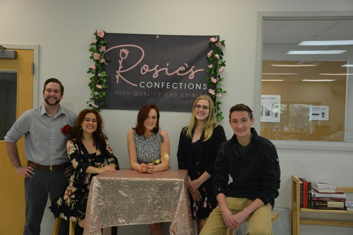 Rosie's Confections staff
