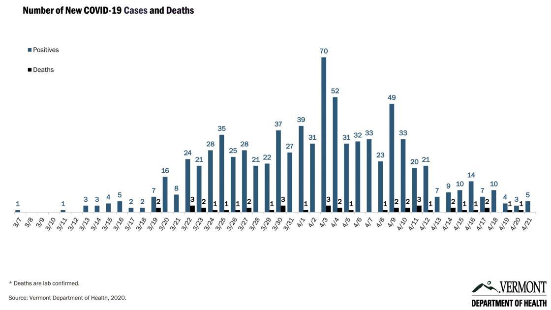 Levine: Vermont COVID deaths follow known patterns | News ...
