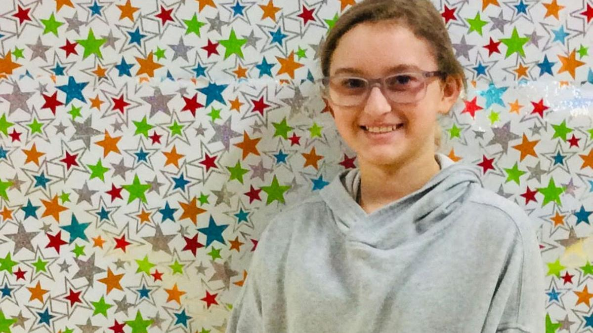 Students Stepping Up: Keghan Abell