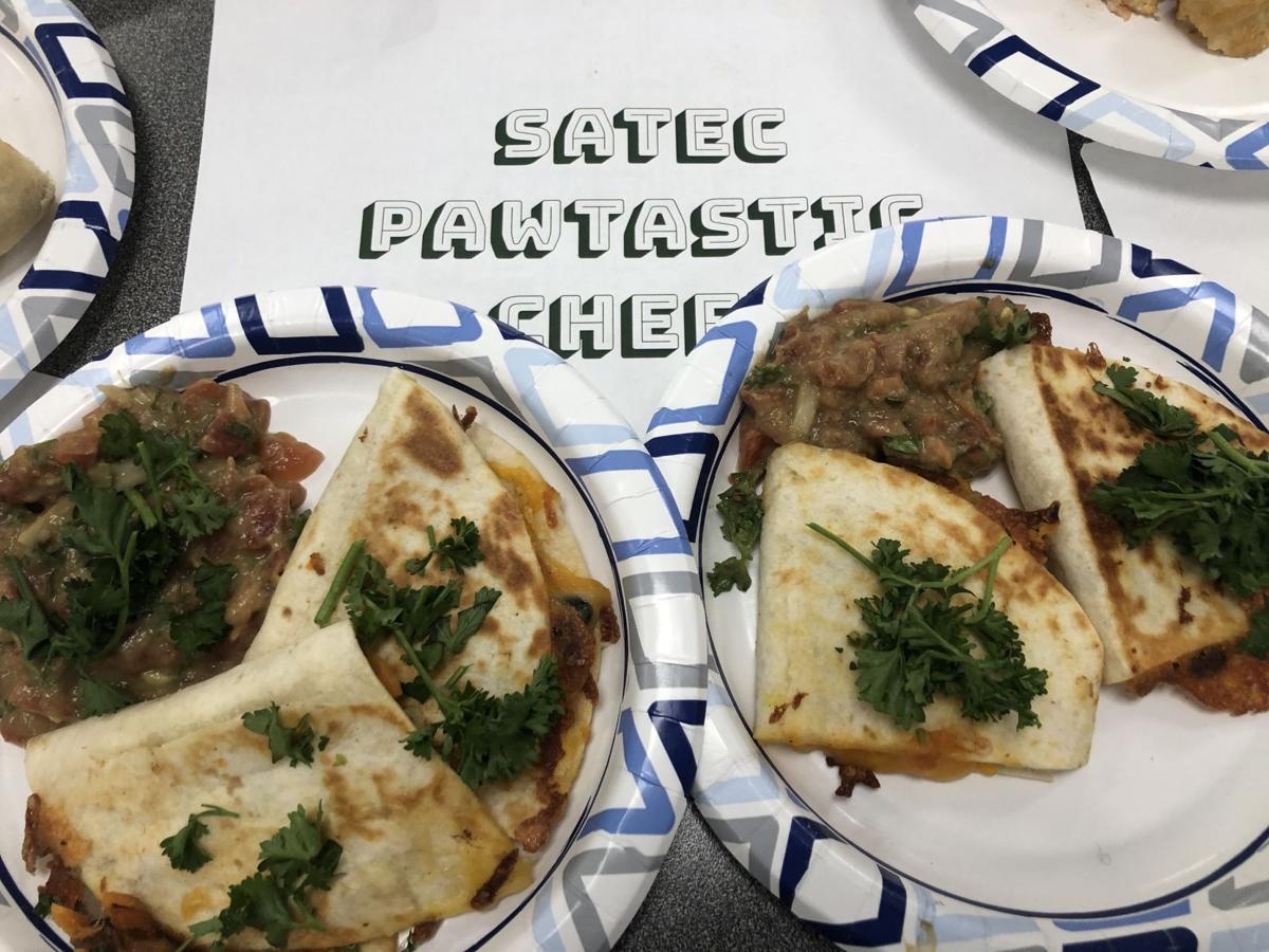 SATEC Pawtastic Chefs, 2020