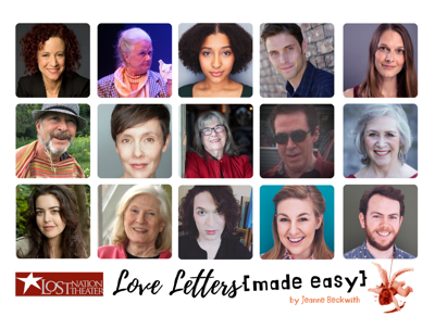 Lost Nation Theater: Love Letters Made Easy
