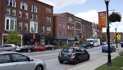 St. Albans City's Downtown - take the survey