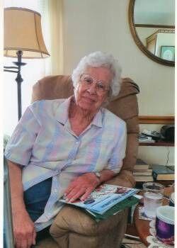 Norma Lang Bushey